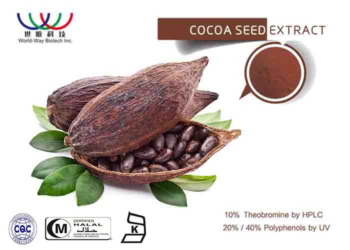 All Natural Cocoa Extract Weight Loss Pure Dark Cocoa Powder